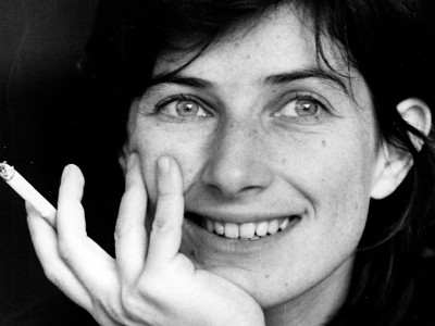 Chantal Akerman Photograph Kenneth Saunders