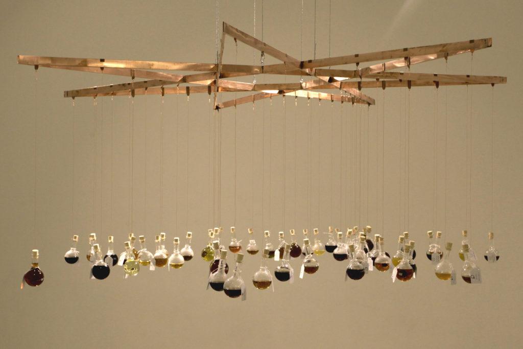 Utställning av Lisa Jeannin och Rolf Schuurmans