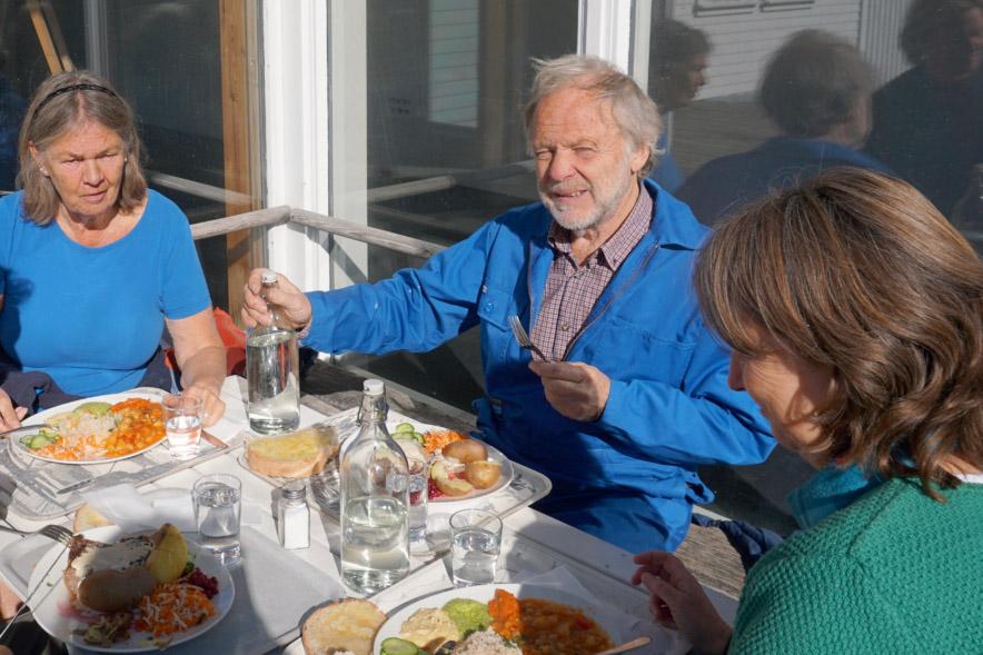 Ny inriktning för Gerlesborg Kök och Kafé