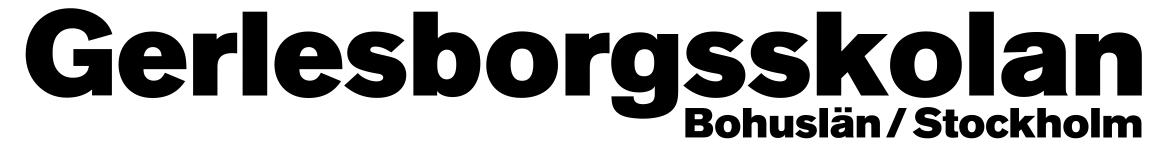 Gerlesborgsskolan