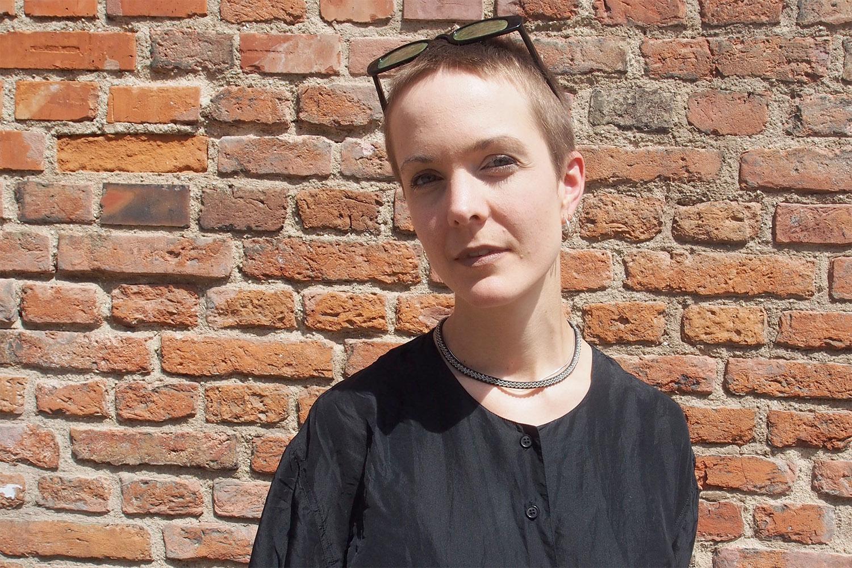 Sonia Hedstrand överlämnar stafettpinnen till Frida Sandström!